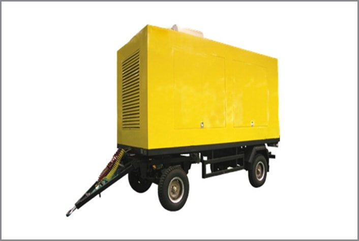 Mobile Gen-Sets - Trailer Power Station