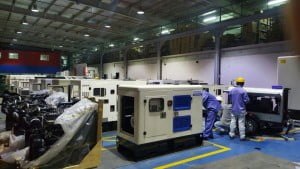 Ultimate Power Solutions - Facility Area